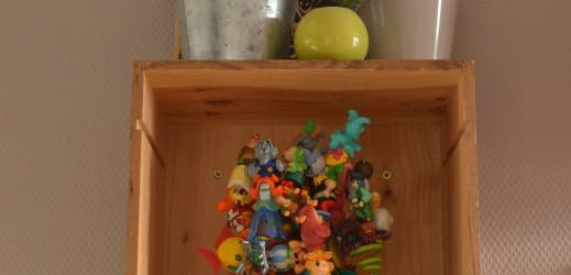 sculpture de jouet